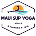 Stand Up Paddle Board Yoga in Maui